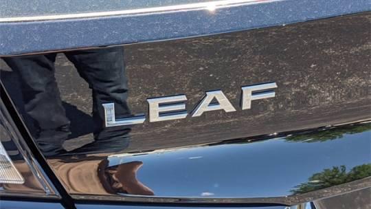 2018 Nissan LEAF 1N4AZ1CP5JC303516