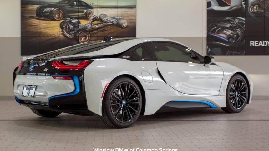 2019 BMW i8 WBY2Z4C53KVB81874