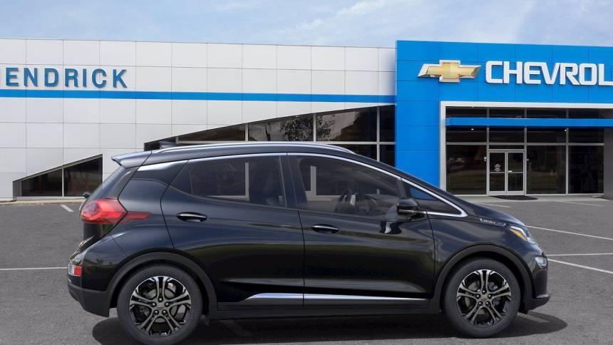 2021 Chevrolet Bolt 1G1FZ6S09M4111668