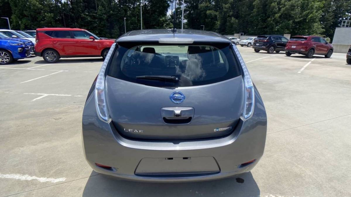 2014 Nissan LEAF 1N4AZ0CP4EC340167
