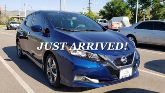 2020 Nissan LEAF 1N4AZ1CP5LC311604