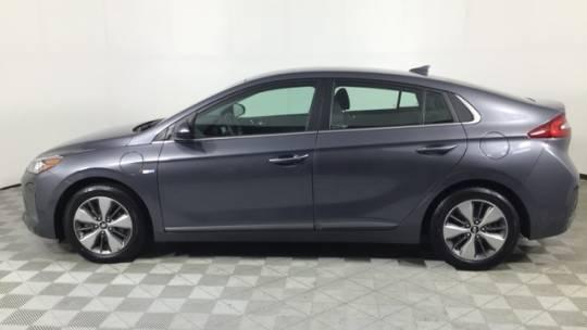 2019 Hyundai IONIQ KMHC75LD3KU172633