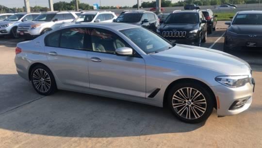 2018 BMW 5 Series WBAJA9C50JB249012
