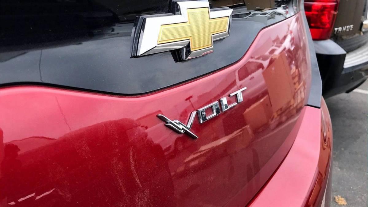 2018 Chevrolet VOLT 1G1RC6S58JU127589