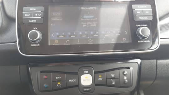 2018 Nissan LEAF 1N4AZ1CP0JC309174