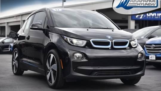2017 BMW i3 WBY1Z8C33HV893065