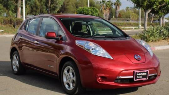 2014 Nissan LEAF 1N4AZ0CP9EC337460