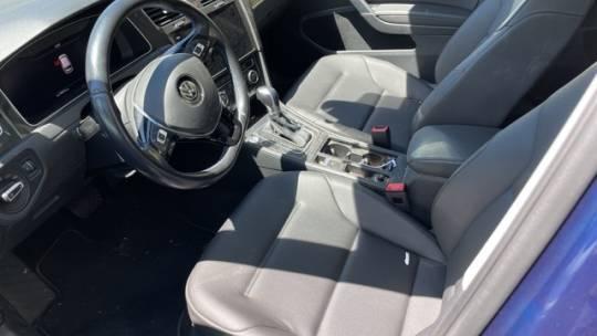 2019 Volkswagen e-Golf WVWPR7AU4KW915884