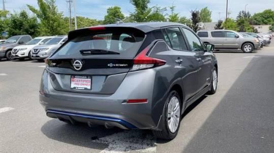2018 Nissan LEAF 1N4AZ1CP7JC311553