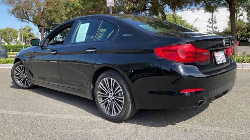 2018 BMW 5 Series WBAJA9C55JB249197