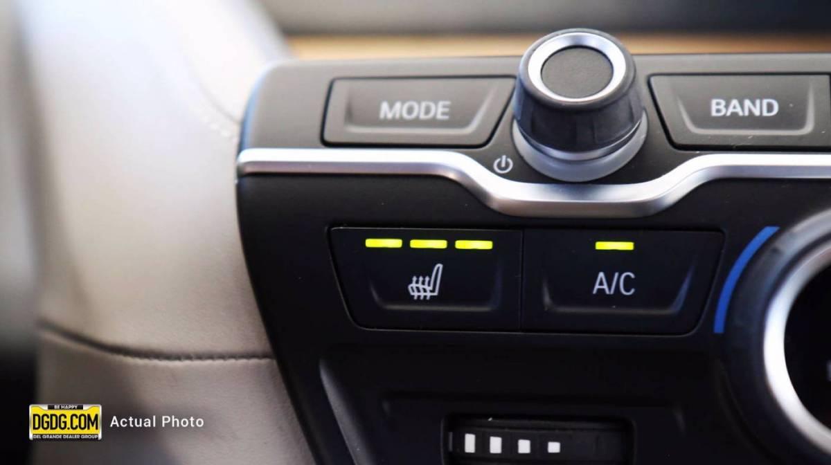 2015 BMW i3 WBY1Z2C56FV287688
