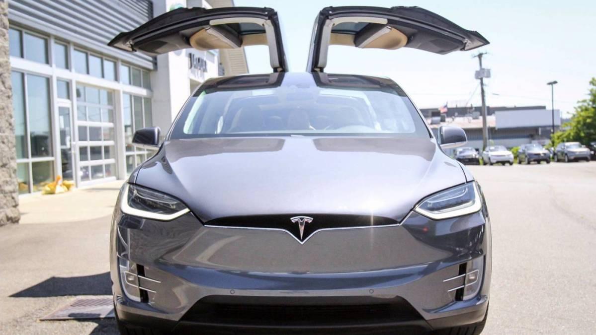 2016 Tesla Model X 5YJXCAE41GFS00792