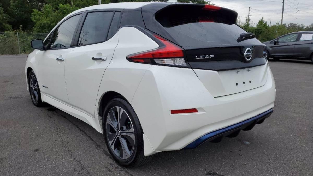2018 Nissan LEAF 1N4AZ1CP6JC311740