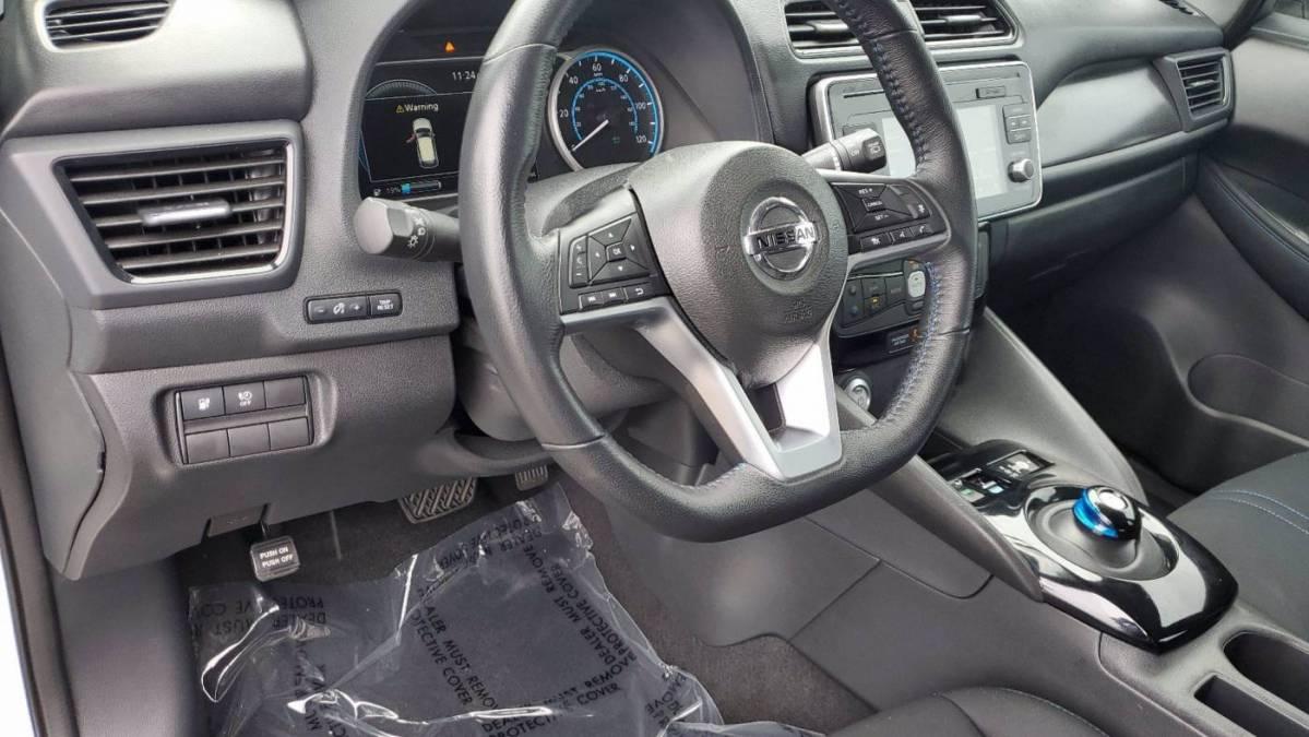 2018 Nissan LEAF 1N4AZ1CP4JC311705