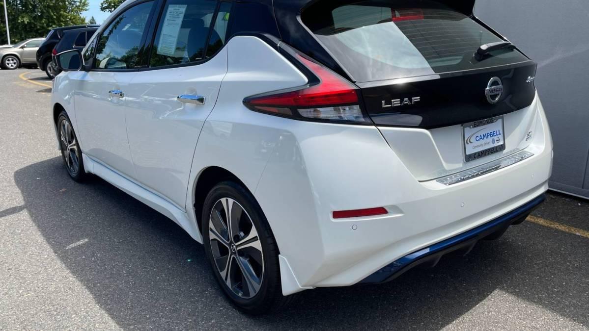 2020 Nissan LEAF 1N4BZ1DP9LC305758