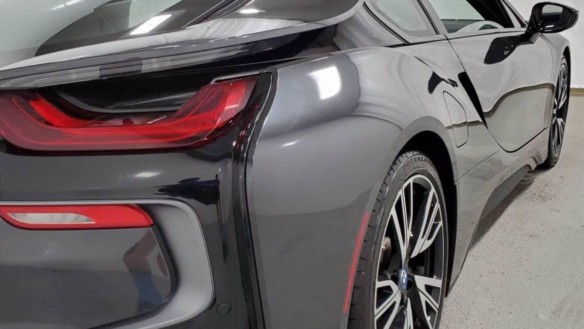 2017 BMW i8 WBY2Z2C34HV676741