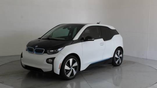 2015 BMW i3 WBY1Z4C55FV501386