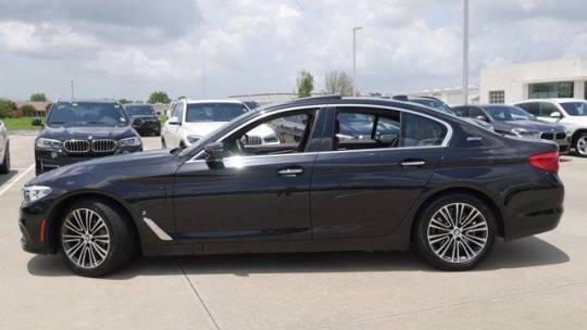 2018 BMW 5 Series WBAJA9C54JG623267