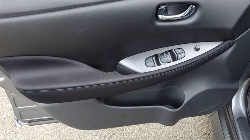 2018 Nissan LEAF 1N4AZ1CP3JC311842