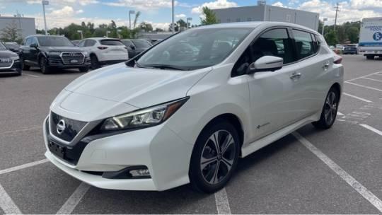 2018 Nissan LEAF 1N4AZ1CP4JC306844