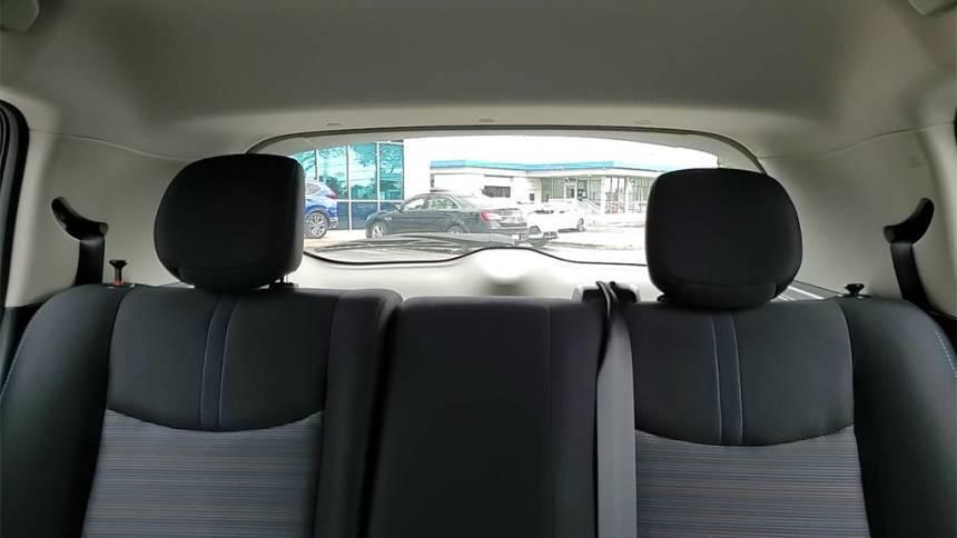 2019 Nissan LEAF 1N4AZ1CP4KC311124