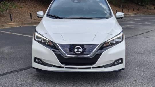 2021 Nissan LEAF 1N4BZ1DV9MC550012
