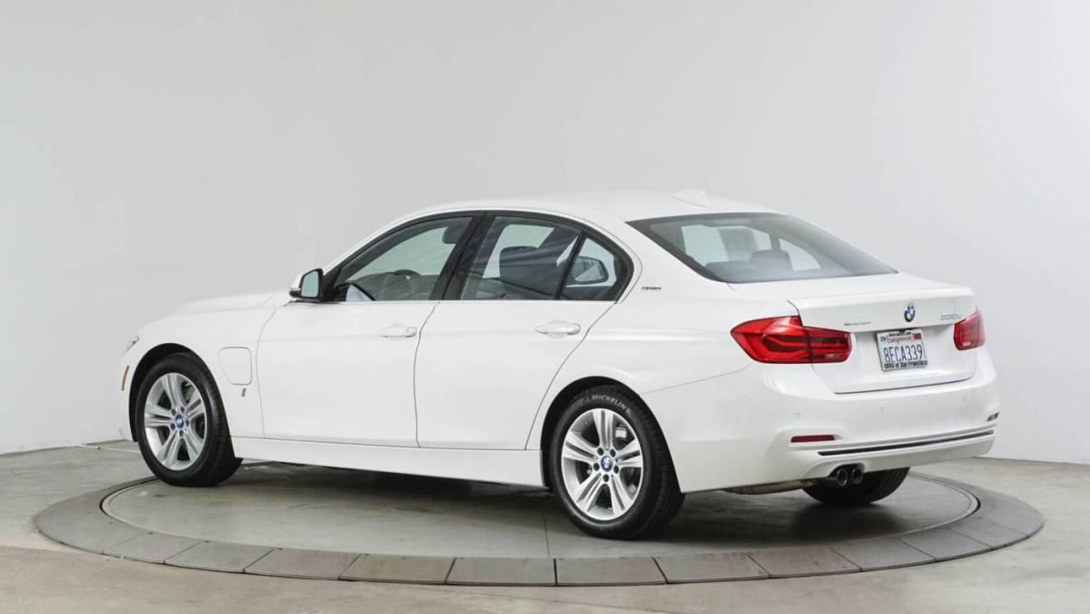 2018 BMW 3 Series WBA8E1C52JA178664