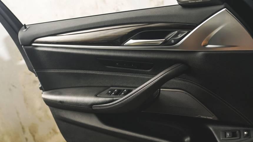 2018 BMW 5 Series WBAJA9C51JB034089