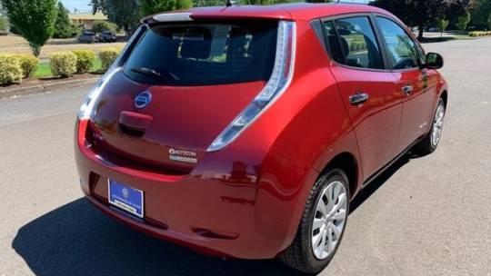 2013 Nissan LEAF 1N4AZ0CP1DC419651