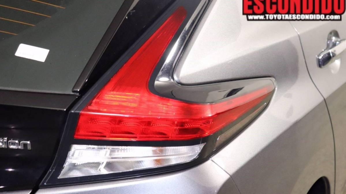 2019 Nissan LEAF 1N4AZ1CPXKC303531