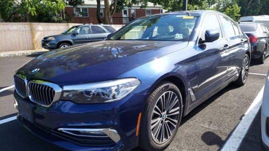 2018 BMW 5 Series WBAJB1C53JB085625