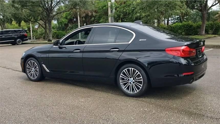 2018 BMW 5 Series WBAJA9C56JB249760