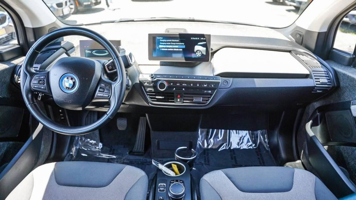 2018 BMW i3 WBY7Z4C59JVD96289