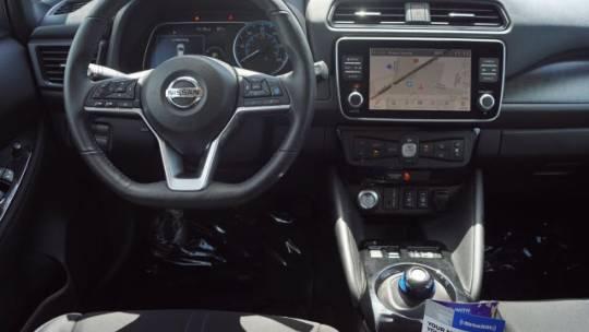 2020 Nissan LEAF 1N4AZ1CP5LC306936