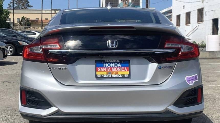 2018 Honda Clarity JHMZC5F14JC021301