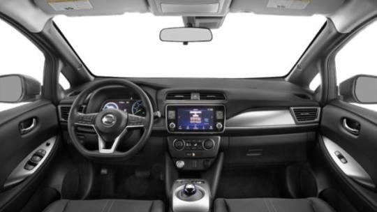 2021 Nissan LEAF 1N4BZ1DV0MC553395