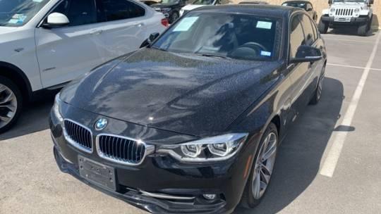2018 BMW 3 Series WBA8E1C55JA178478
