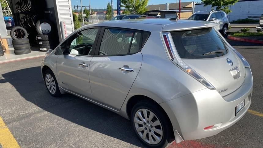 2016 Nissan LEAF 1N4AZ0CP6GC304693