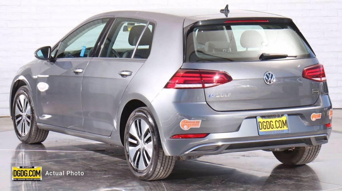 2019 Volkswagen e-Golf WVWKR7AUXKW910411