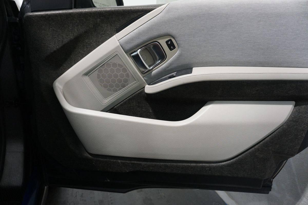 2014 BMW i3 WBY1Z4C53EVX63423