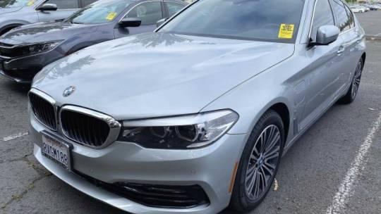 2018 BMW 5 Series WBAJA9C56JB032743