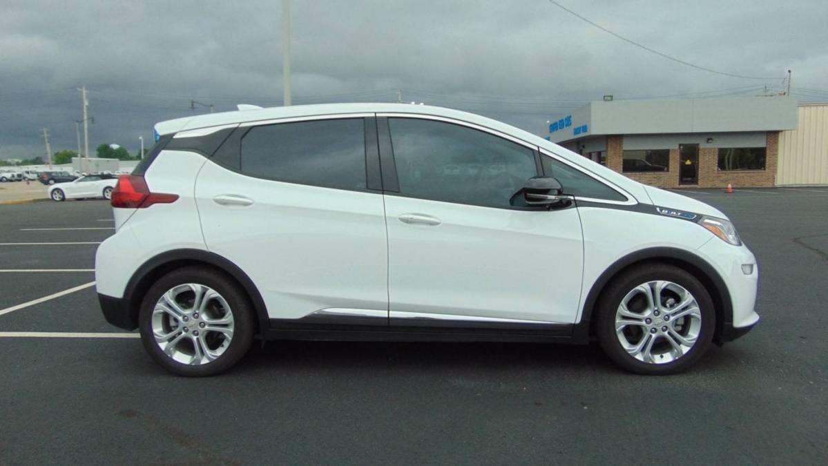 2017 Chevrolet Bolt 1G1FW6S04H4179374