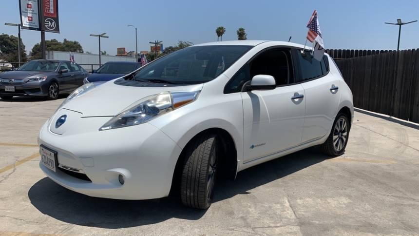 2013 Nissan LEAF 1N4AZ0CP4DC402018