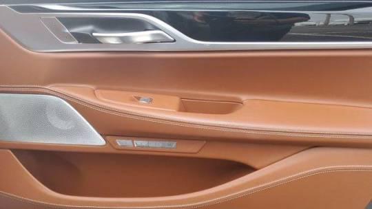 2018 BMW 7 Series WBA7J2C51JG938545
