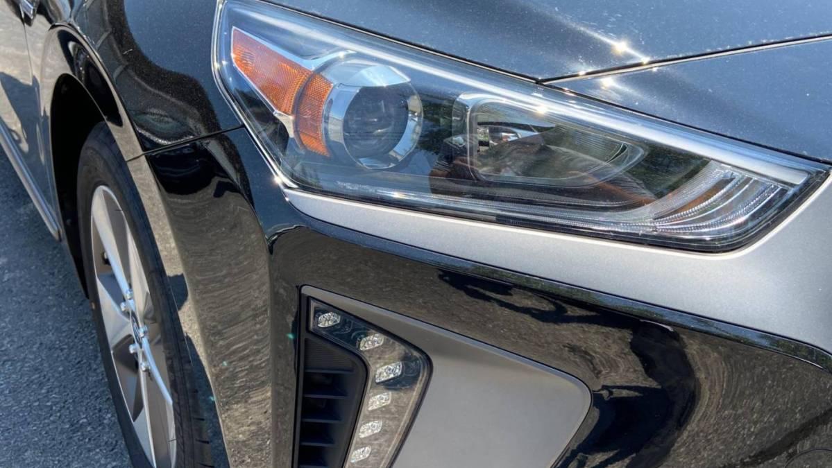 2019 Hyundai IONIQ KMHC75LH2KU046556