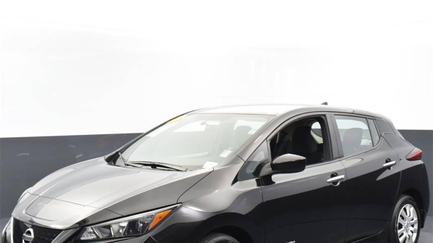 2018 Nissan LEAF 1N4AZ1CPXJC308372