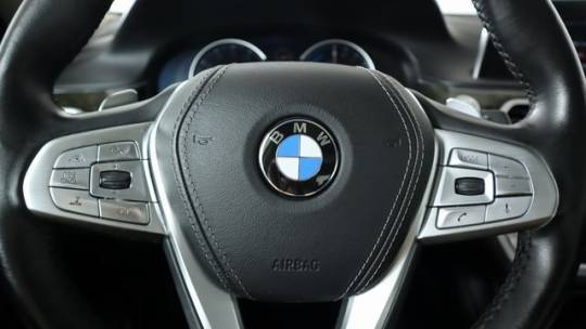 2018 BMW 7 Series WBA7J2C50JG938309