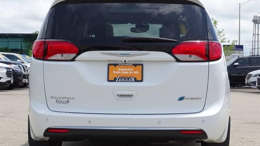 2018 Chrysler Pacifica Hybrid 2C4RC1N79JR178359