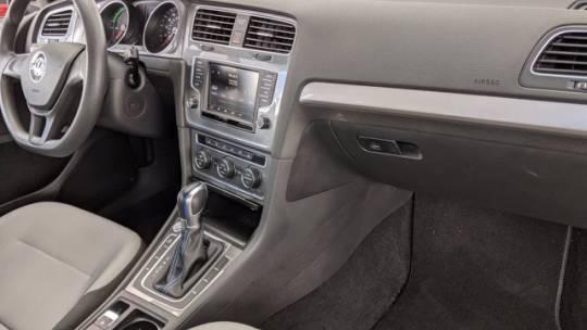 2016 Volkswagen e-Golf WVWKP7AU5GW912497