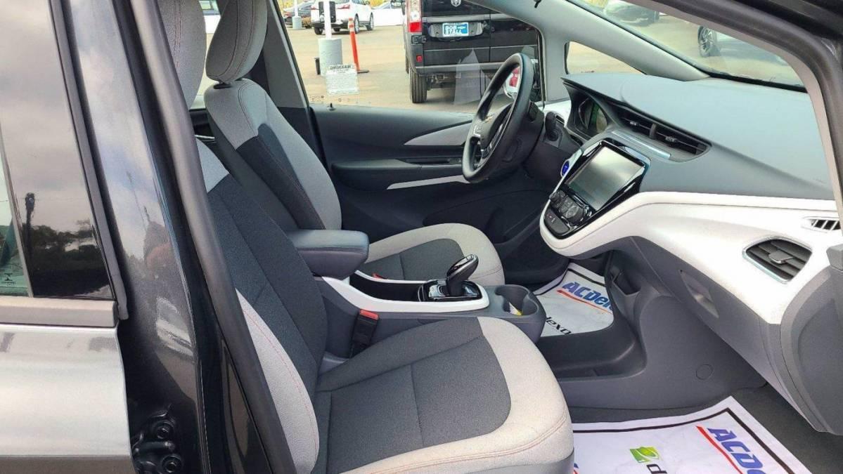 2017 Chevrolet Bolt 1G1FW6S03H4186526